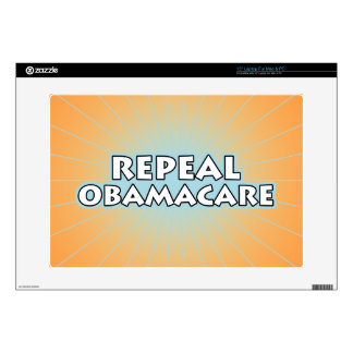 """Repeal Obamacare 15"""" Laptop Decal"""