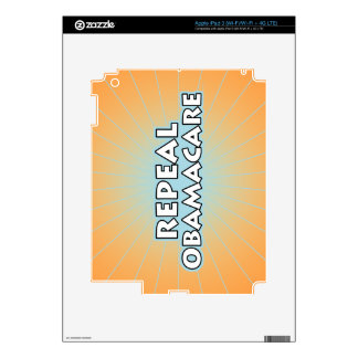 Repeal Obamacare iPad 3 Decals