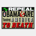 Repeal Obamacare! Yard Signs