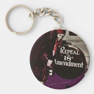 Repeal Prohibition Keychain