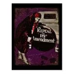 Repeal Prohibition Postcard