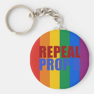REPEAL PROP 8 KEY CHAIN