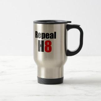 REPEAL PROP 8 / REPEAL H8 COFFEE MUG