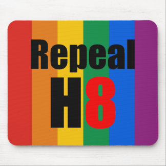 REPEAL PROP 8 / REPEAL H8 MOUSE PADS