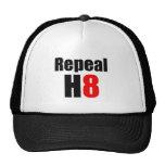REPEAL PROP 8 / REPEAL H8 TRUCKER HAT