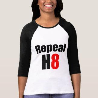 REPEAL PROP 8 / REPEAL H8 T-SHIRTS