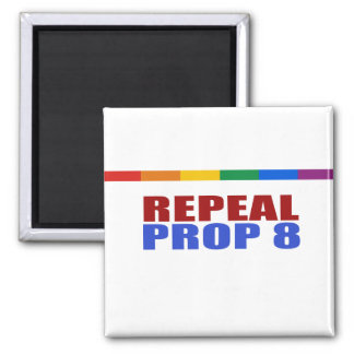 REPEAL PROP EIGHT REFRIGERATOR MAGNETS