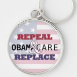 Repeal & Replace Key Chain