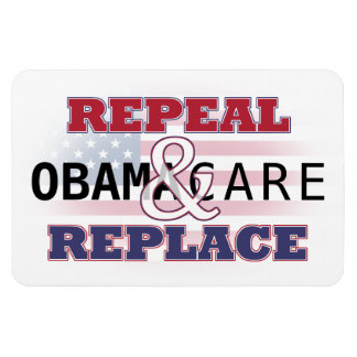 Repeal & Replace Obamacare Magnet