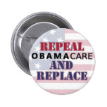 Repeal & Replace Obamacare Pin