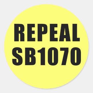 REPEAL SB1070 in Arizona T-shirts Hoodies Sticker