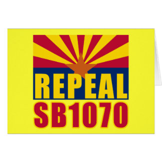 REPEAL SB1070 Tshirts, Hoodies, Buttons Card