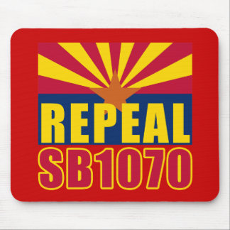 REPEAL SB1070 Tshirts, Hoodies, Buttons Mouse Pad