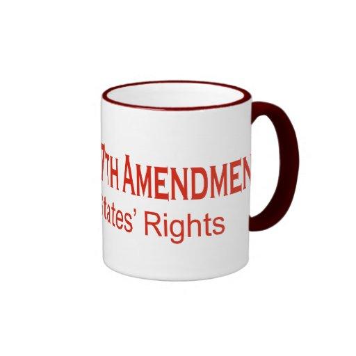 Repeal the 17th Amendment Mugs