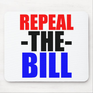 Repeal The Bill Mousepads