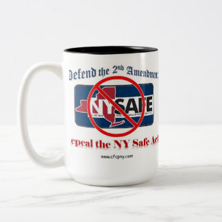 Repeal the NY Safe Act Cofee Mug