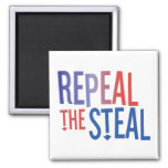 Repeal the Steal Fridge Magnet