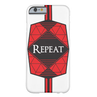 Repeat Barely There iPhone 6 Case
