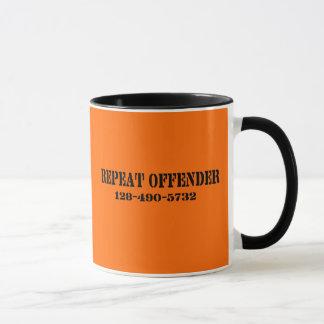 Repeat Offender Mug
