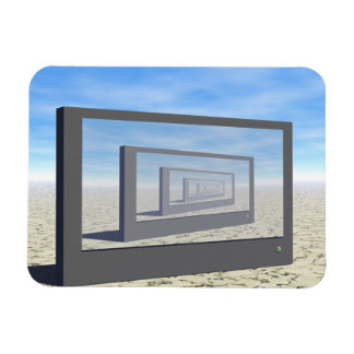 Repeating Monitor Magnet