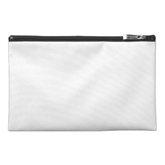 Repeating Rectangles Travel Accessory Bag