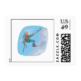 Repelling Stamp