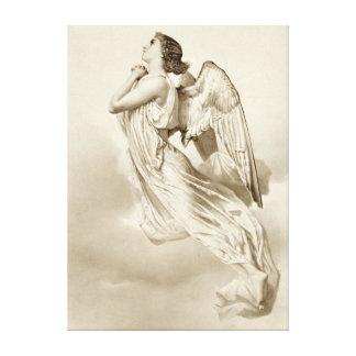 Repentance 1851 canvas print