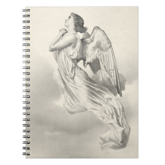 Repentance 1851 spiral note book
