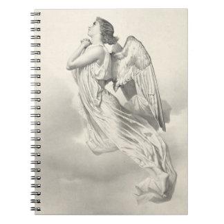 Repentance 1851 spiral notebook