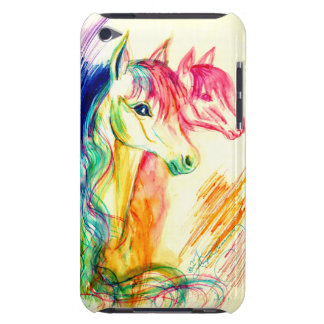 Repentir Horses iPod Touch Case-Mate Case