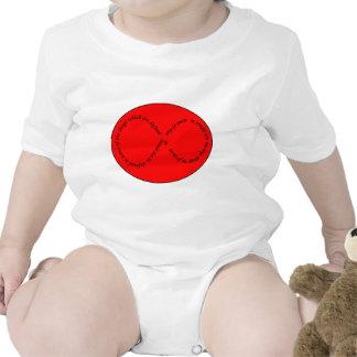 repetición con la negación trajes de bebé