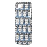 Repetición de los barriletes de cerveza iPhone 5 Case-Mate funda