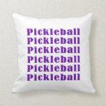 repetición purple.png del pickleball almohada