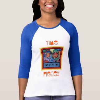 Repetidas veces la camiseta de las mujeres lindas playeras