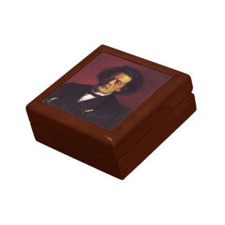 Repin-Retrato de Ilya del pianista Cajas De Recuerdo