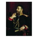 Repin-Retrato de Ilya del príncipe magnífico del p Postales