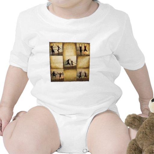 Repita la alegría que suena trajes de bebé