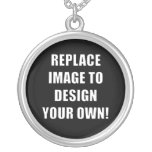 Replace Image to Design Your Own! Pendant