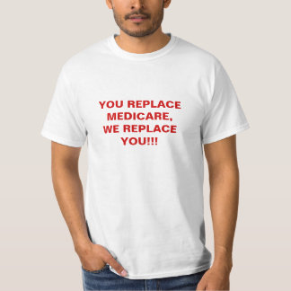 Replace T-Shirt