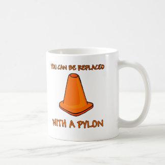 Replaced With a Pylon Mug