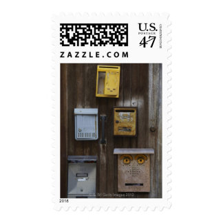 Replacement and renewal postage
