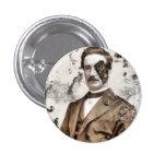 Replacement Button de Sr. Growland Pin