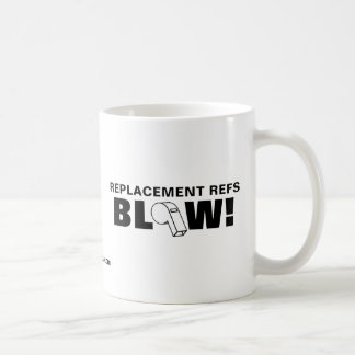 Replacement Refs Blow! Coffee Mugs