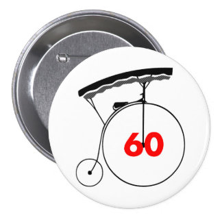 Replacement Supervisor 60 Pinback Button