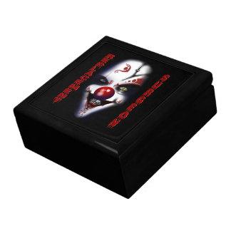 Replacement Surgeon - Evil Clown Keepsake Box