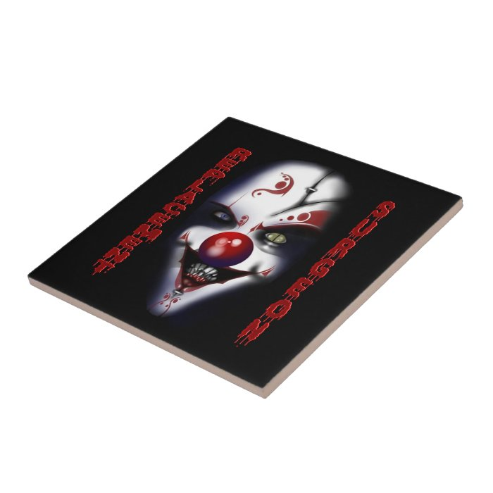 Replacement Surgeon - Evil Clown Tile