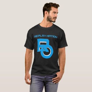 Replay Nation Dark Color T-Shirt