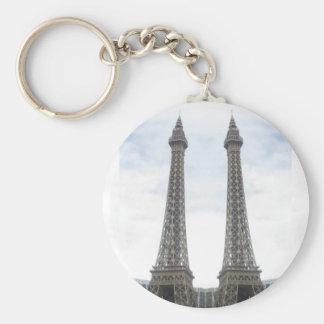REPLICA Effel Tower Las Vegas, Nevada, America GIF Key Chain