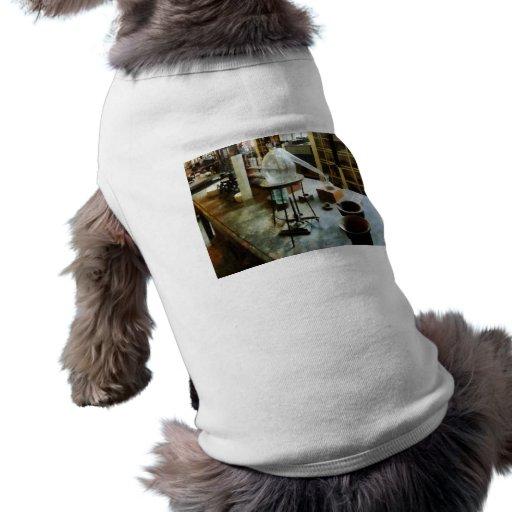 Réplica en el laboratorio de Chem Camisa De Mascota