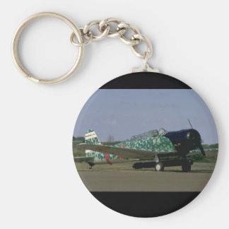 Replica Japanese Torpedo Bomber_WWII Planes Keychain